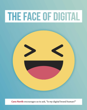 Face of digital